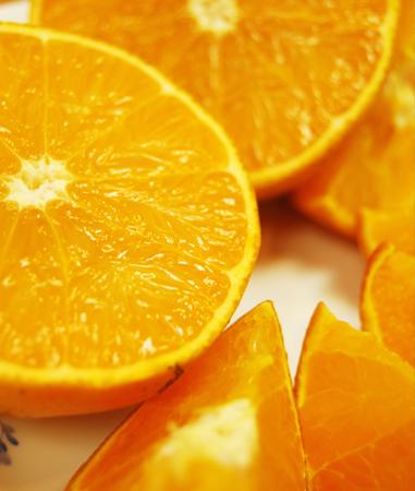 甘そうなオレンジ